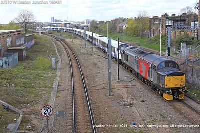 37510; Willesden; Junction; 160421