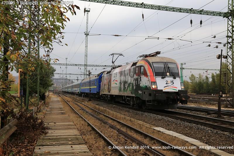 470003-9 Budapest Kelenfold 301019