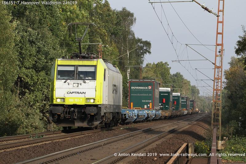 186151-7 Hannover Waldheim 241019