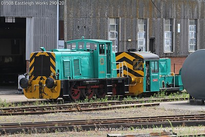 01508 Eastleigh Works 290620