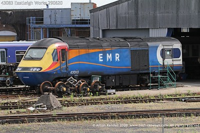 43083 Eastleigh Works 290620