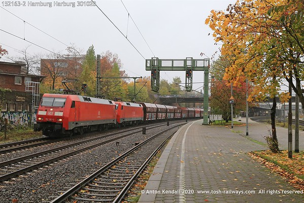 152163-2 Hamburg Harburg 301020