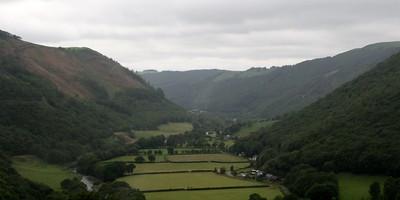 The Vale of Rheidol