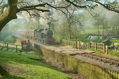 Waterways and Railways
