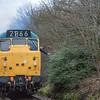 31101 on Santa duties, Avon Valley Railway 23/12/16