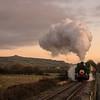 "TKH49 NO. 4015 ""Karel"" on Santa Specials duty at Avon Valley Railway 11/12/16"