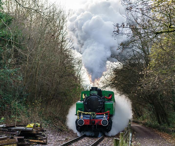Tkh 4015 'Karel' first train to Oldland