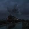 Sapper on Santa Special duties at Avon Valley Railway 22/12/2016