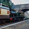 5542 at Toddington about to head to Laverton 29/12/15