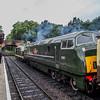 Bishops Lydeard, West Somerset Railway. 16/6/2012