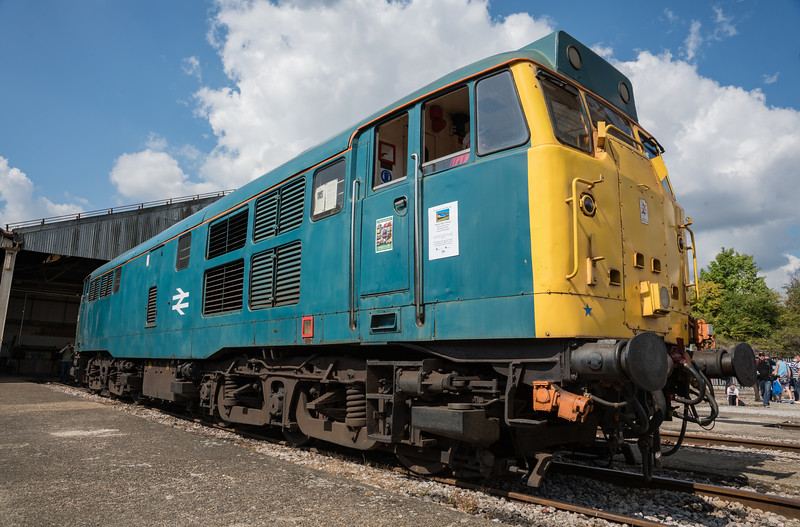 ped at Old Oak Common Open Day 3/9/17