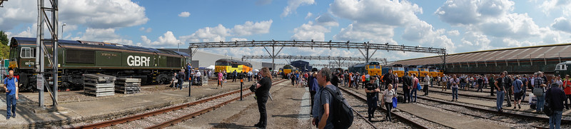 Old Oak Common Open Day 3/9/17