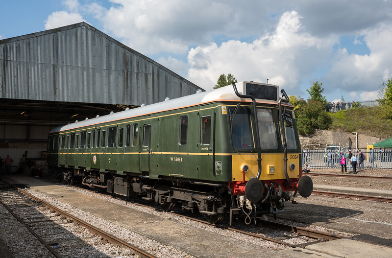 121034 at Old Oak Common Open Day 3/9/17