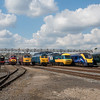 Old to new at Old Oak Common Open Day 3/9/17