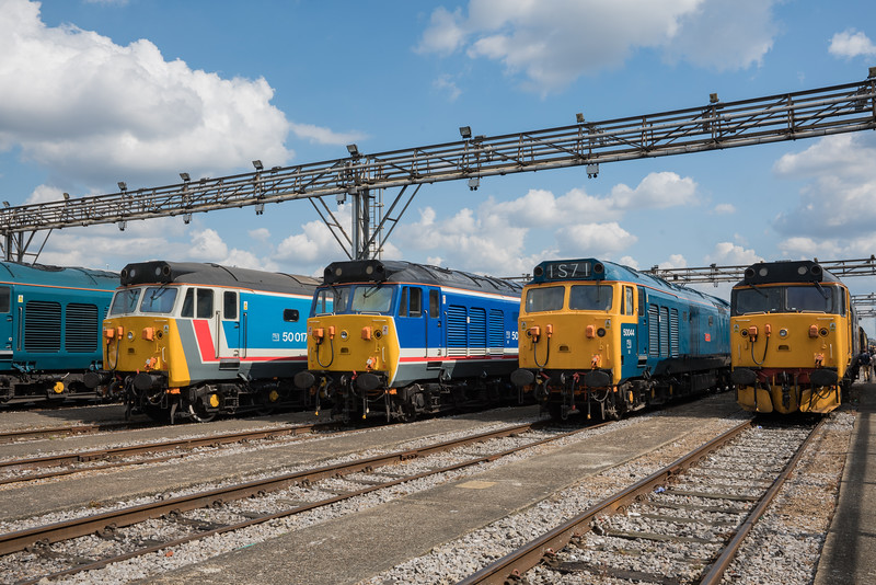 50s at Old Oak Common Open Day 3/9/17
