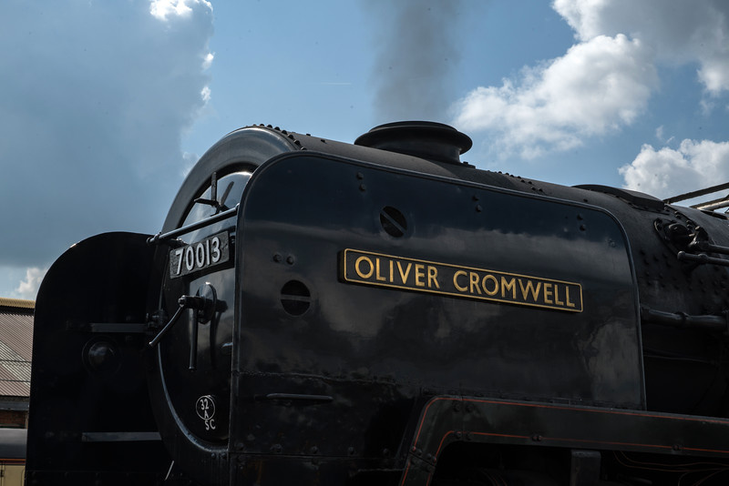 Cromwell at Old Oak Common Open Day 3/9/17