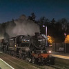 44871+45407 Cathedrals Express through Grateley 3/12/16