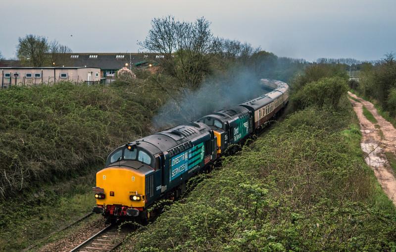 37610/37059 on 1Z36 The Spring West Highlander 22/4/16