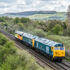 50007+50050+47749 on 0Z50 Washwood Heath - St Philips Marsh at Cam & Dursley 30/4/16