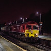 59002 on 1z59  Merehead - Banbury at Filton Abbey Wood 20/2/16
