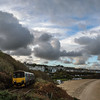 150106 away from St Ives heading to St Erth 4/11/16