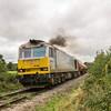 60066 approaching Westerleigh Railhead (Murco terminal) 27/9/16
