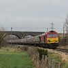 60001 'The Severn Aggregator' Westerleigh Branch 13/1/18
