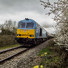 60074 at Westerleigh LC 31/3/2012