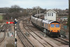 66704 6C44 Immingham - Eggborough P.S 15.02.12