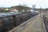 66148 6D42 Eggborough P.S - Lindsey OR empty TEA / TDA tanks 15.02.12