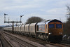 66721 4R31 Drax P.S - Immingham empty IIA coal hoppers 15.02.12