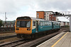 142074 @ Cardiff Central 20.05.11