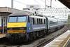 82118 12116 12153 12082 12118 12146 12030 10228 11088 11082 + 90011 arrive @ Platform 2 with 1P34 1400 London Liverpool Street - Norwich 24.05.13
