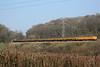 66139 6Z05 Tavistock Junction - Westbury weaving its way up Dainton Bank 08.03.11