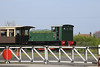 Ruston & Hornsby 0-4-0 Diesel Mechanical Shunter (DS165) with British Sugar York livery @ DVLR 21.04.14
