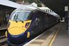 395014 sitting on Platform 2 @ Dover Priory 11.10.11