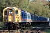 Class 411 BR 4-CEP 7105 (61229, 61230, 69345, 70235) 16.10.11