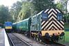 Class 09/0 D4113 / 09025  + Class 101 53256 DMBS from set 101682 & 54343 DTSL from set 101660 16.10.12