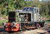 """Ruston & Hornsby 0-6-0 DH Type LSSH Diesel Hydraulic 427 """"The Buffs"""" 16.10.11"""