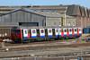 London Underground Units 5589 & 5708