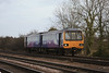 144008 plods its way past heading to Sheffield 16.02.12