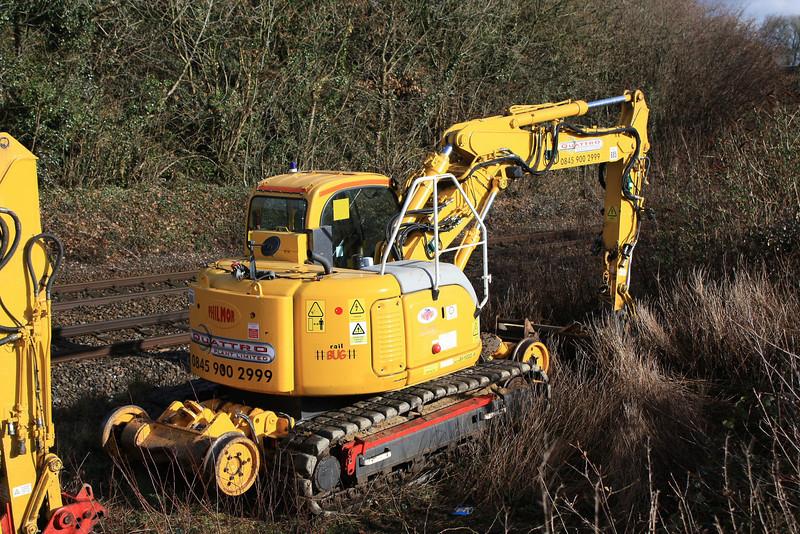 Quattro Plant Kobelco E135 No:685 UIC 99709 911032-9 01.02.11
