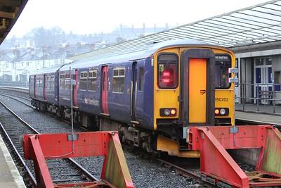 150202 stabled in the Dock Platform 21.02.16