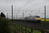 91124 leads up through Shipton with 1N19 London Kings Cross - Newcastle 25.04.14