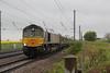 66749 6H90 Tyne Coal Terminal - Drax Aes south through Shipton 25.04.14