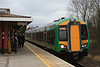 172220 departs will a service to Dorridge 17.02.12