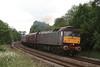47804 TnT 47854 1Z59 Penzance - Liverpool LS as it throbs past Venton 13.06.12