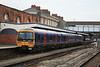 166216 arrives working Oxford - Great Malvern FGW Service 16.02.11