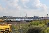 66748 4N36 Drax P.S - Tyne Dock empty bio-mass hoppers 24.04.14