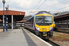 185132 1P41 Middlesbrough - Manchester Airport departs York 24.04.14